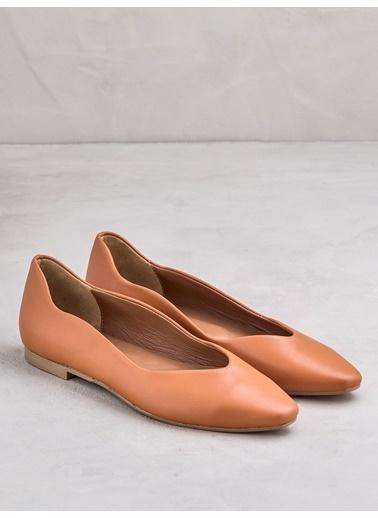 Elle Ayakkabı Oranj
